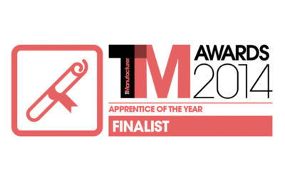 Thornton's Youngster Shortlisted for Manufacturer Awards