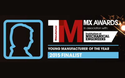Worldwide Fruit Shortlisted in 2 Categories at The Manufacturer MX Awards 2015