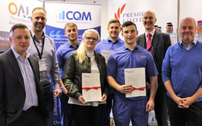 Landmark for Food Manufacturing Skills as Premier Foods' Apprentices are the First to Make the Grade