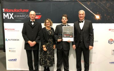 Beaver Visitec International Celebrate Youngster Reaching Finals of TMMX Awards